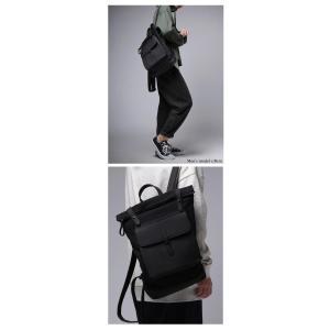 バッグ 鞄 リュック バックパック モード キャンバスリュック・5月25日20時〜再再販。##メール便不可|antiqua|15