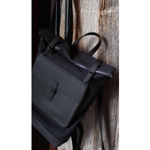 バッグ 鞄 リュック バックパック モード キャンバスリュック・5月25日20時〜再再販。##メール便不可|antiqua|16