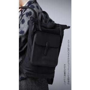 バッグ 鞄 リュック バックパック モード キャンバスリュック・5月25日20時〜再再販。##メール便不可|antiqua|19