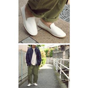 靴 スリッポン 本革 日本製 大人 極やわスリッポン・再販。「G」##メール便不可|antiqua|15