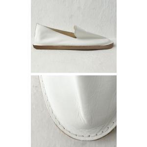 靴 スリッポン 本革 日本製 大人 極やわスリッポン・再販。「G」##メール便不可|antiqua|09