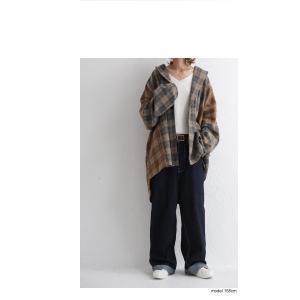アウター ジャケット テーラード 長袖 レディース ウール混チェックジャケット・11月9日20時〜発売。##メール便不可|antiqua|10