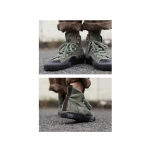 靴 シューズ ハイカット シワ 色落ち加工ハイカットスニーカー・6月30日0時〜再再販。メール便不可|antiqua|10
