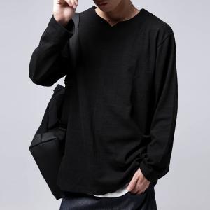 トップス カットソー 綿100% メンズ デザインカットソー・12月15日20時〜再再販。「G」(100)メール便可|antiqua