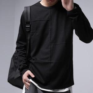 トップス カットソー メンズ シンプル デザインカットソー・再再販。「G」(100)メール便可|antiqua