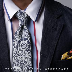 ネクタイ ペイズリー 柄 個性的 メンズ ペイズリー柄ネクタイ・再販。「G」##メール便不可|antiqua