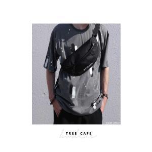 トップス 五分袖 メンズ Tシャツ プルオーバー 柄 ペイントデザインT・6月8日20時〜発売。(100)メール便可|antiqua|03