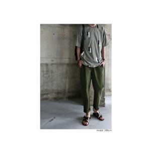 トップス 五分袖 メンズ Tシャツ プルオーバー 柄 ペイントデザインT・6月8日20時〜発売。(100)メール便可|antiqua|04