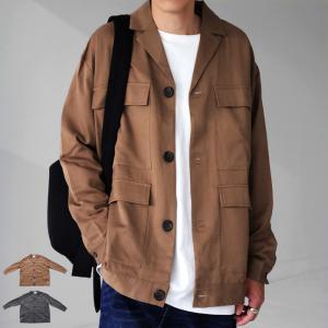 アウター ジャケット テーラード メンズ フラップポケット デザインジャケット・11月9日20時〜発売。##メール便不可|antiqua