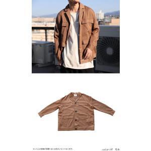 アウター ジャケット テーラード メンズ フラップポケット デザインジャケット・11月9日20時〜発売。##メール便不可|antiqua|13