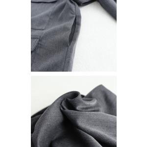 アウター ジャケット テーラード メンズ フラップポケット デザインジャケット・11月9日20時〜発売。##メール便不可|antiqua|09