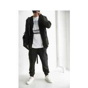 ボトムス パンツ メンズ 麻 ジョガーパンツ セットアップ ジョガーカーゴパンツ・7月20日0時〜再販。メール便不可 antiqua 20