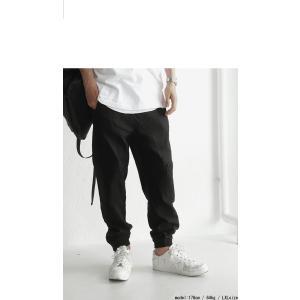 ボトムス パンツ メンズ 麻 ジョガーパンツ セットアップ ジョガーカーゴパンツ・7月20日0時〜再販。メール便不可 antiqua 05