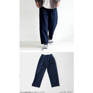 ボトムス メンズ パンツ テーパードパンツ ロングパンツ デザインポケットパンツ・8月15日0時〜再販。メール便不可|antiqua|13