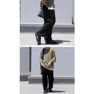 ボトムス メンズ パンツ テーパードパンツ ロングパンツ デザインポケットパンツ・8月15日0時〜再販。メール便不可|antiqua|15