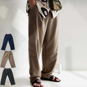 ボトムス メンズ パンツ テーパードパンツ ロングパンツ デザインポケットパンツ・8月15日0時〜再販。メール便不可|antiqua|18