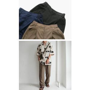 ボトムス メンズ パンツ テーパードパンツ ロングパンツ デザインポケットパンツ・8月15日0時〜再販。メール便不可|antiqua|03