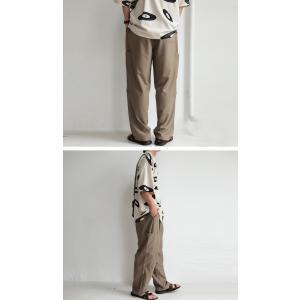ボトムス メンズ パンツ テーパードパンツ ロングパンツ デザインポケットパンツ・8月15日0時〜再販。メール便不可|antiqua|04