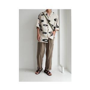 ボトムス メンズ パンツ テーパードパンツ ロングパンツ デザインポケットパンツ・8月15日0時〜再販。メール便不可|antiqua|05