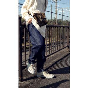ボトムス デニムパンツ メンズ テーパード ロング テーパードデニム・6月8日20時〜発売。##メール便不可|antiqua|11