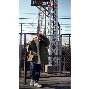 ボトムス デニムパンツ メンズ テーパード ロング テーパードデニム・6月8日20時〜発売。##メール便不可|antiqua|04