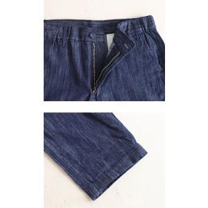 ボトムス デニムパンツ メンズ テーパード ロング テーパードデニム・6月8日20時〜発売。##メール便不可|antiqua|07
