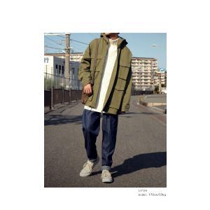 ボトムス デニムパンツ メンズ テーパード ロング テーパードデニム・6月8日20時〜発売。##メール便不可|antiqua|09