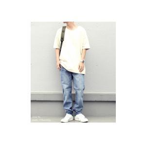 デニムパンツ デニム ボトムス メンズ ヴィンテージデニム・3月20日20時〜再販。「G」##×メール便不可|antiqua|11