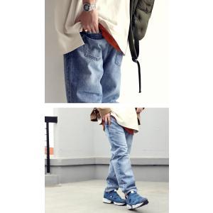 デニムパンツ デニム ボトムス メンズ ヴィンテージデニム・3月20日20時〜再販。「G」##×メール便不可|antiqua|10