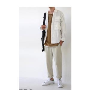 トップス シャツ ジャケット 長袖 メンズ 綿 綿100 フィッシングシャツ・メール便不可|antiqua|14