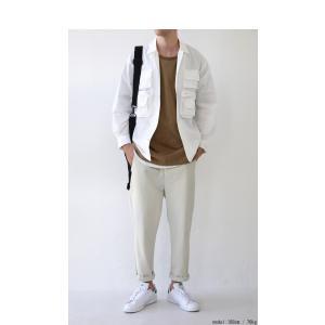 トップス シャツ ジャケット 長袖 メンズ 綿 綿100 フィッシングシャツ・メール便不可|antiqua|04