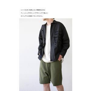 トップス シャツ ジャケット 長袖 メンズ 綿 綿100 フィッシングシャツ・メール便不可|antiqua|08
