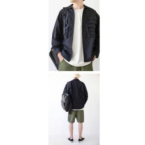 トップス シャツ ジャケット 長袖 メンズ 綿 綿100 フィッシングシャツ・メール便不可|antiqua|09