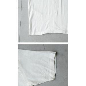 クリアランスバーゲン!期間限定開催!トップス シャツ メンズ 半袖 麻 リネン レーヨン・100ptメール便可(返品・キャンセル・交換不可)|antiqua|07