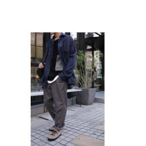 メンズ カジュアル アシメ ミニ裏毛アシメ切替えトップス・3月2日20時〜再再販。「G」(100)メール便可|antiqua|12