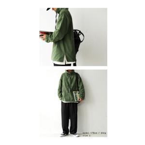 ZY-M0018,トップス ジャケット パーカー 長袖 メンズ M L プルオーバージャケット・10月5日20時〜再販。##メール便不可|antiqua|06