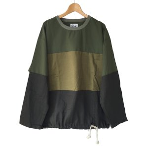 readd リアッド three kinds fabric crew シャツ R-1611856 メンズ|antiquebeach