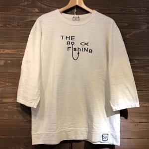 U.M.I(ユーエムアイ) 7分Tシャツ メンズ antiquebeach