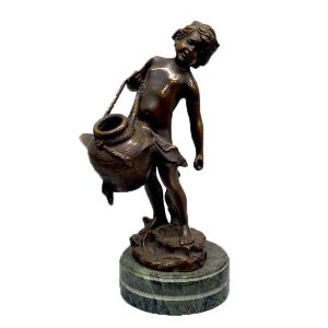 Auguste Moreau(オーギュスト モロー) ブロンズ像