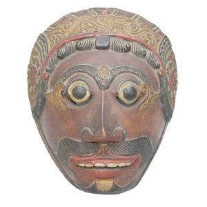アジア 木彫り面 民族彫刻|antiquesjikoh