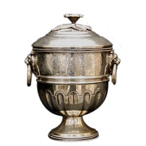 アンティーク シルバー アイスバスケット 銀食器|antiquesjikoh