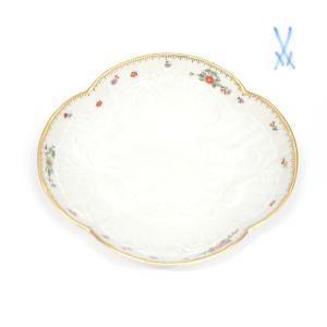 マイセン MEISSEN スワンサービス ソーサー 小皿 金彩|antiquesjikoh