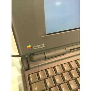 マッキントッシュ Apple Macintosh Powerbook 180c