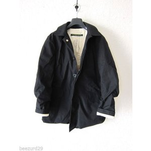 マッキントッシュ *NEW* PAUL HARNDEN SHOEMAKERS WOMENS MACINTOSH JACKET COAT (BLACK, S, M)