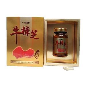健康食品サプリメント 杏心特級牛樟芝カプセル 90粒 ベニクスノキタケ・紅樟芝|antrodia-cinnamomea