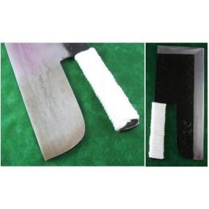 そば麺切包丁 積層材 「soba-001」刃巾125mm 刃の長さ295mm 鍛造 anyoujiya-1