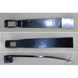 タケノコ掘り鍬 「takenokohori-kuwa-8」刃巾:70mm 長さ:280mm 柄なし重さ:970g 筍掘り たけのこ |anyoujiya-1