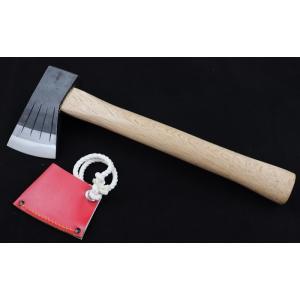 手ヨキ160匁 「teyoki-1-740」 手斧 刃巾68 長さ 180mm  柄付重さ740g 柄の長さ330mm|anyoujiya-1