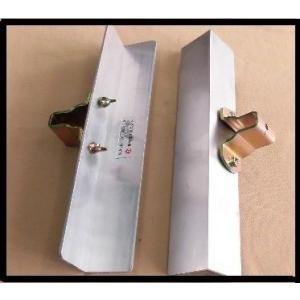 樋保護金具「toi-hogo」ヤネロップ付属のフック金具 取り付け用部品|anyoujiya-1