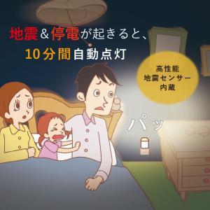 ピオマ ここだよライトS(ホワイト)と火災警報器のセット|anzen-net|04